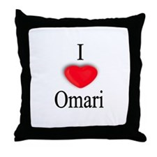 Omari Throw Pillow