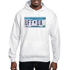 """Minnesota """"Uffda"""" Hoodie Sweatshirt"""