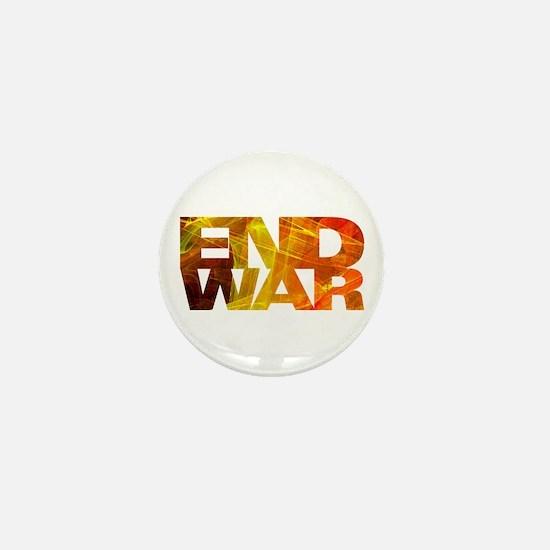 End War Mini Button