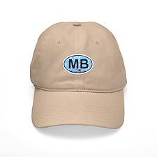 Myrtle Beach SC - Oval Design Cap