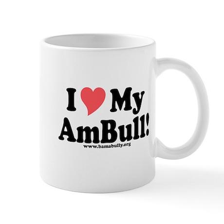 Heart AmBull Mug