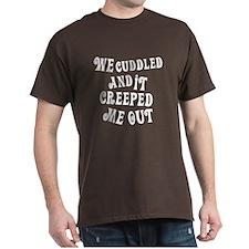 creepy cuddling T-Shirt