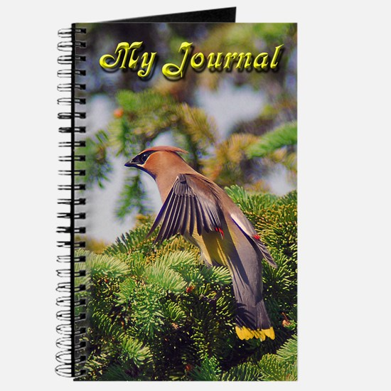 Cedar Waxwing Journal