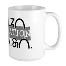 Osage Nation w/ Osage Writing Mug