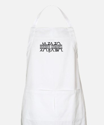 Osage Nation w/ Osage Writing Apron