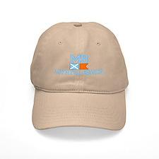 Myrtle Beach SC - Nautical Design Baseball Cap