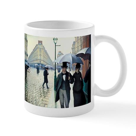 Paris Street, Rainy Day Mug
