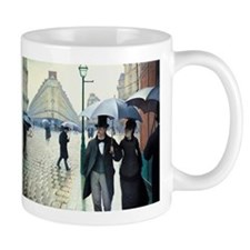 Paris Street, Rainy Day Mug