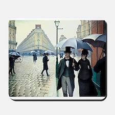 Paris Street, Rainy Day Mousepad