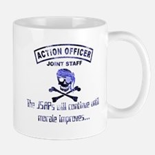 Exclusive Action Officer Gear Mug