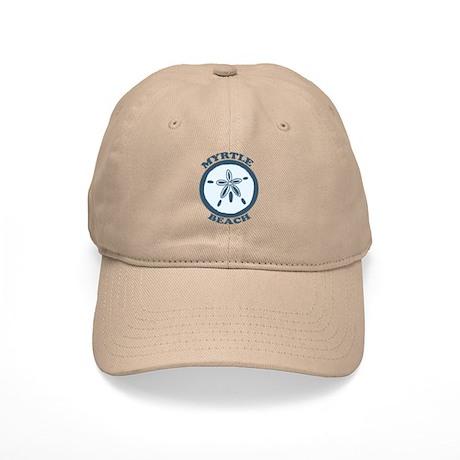 Myrtle Beach SC - Sand Dollar Design Cap