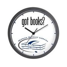 Herrick District Library Wall Clock