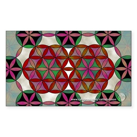 Infinity Sticker (Rectangle)