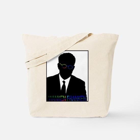 WANKEN FRANKEN Tote Bag