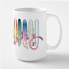 Board Swirl Mug