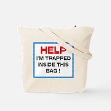 BE CAREFUL ! - Tote Bag