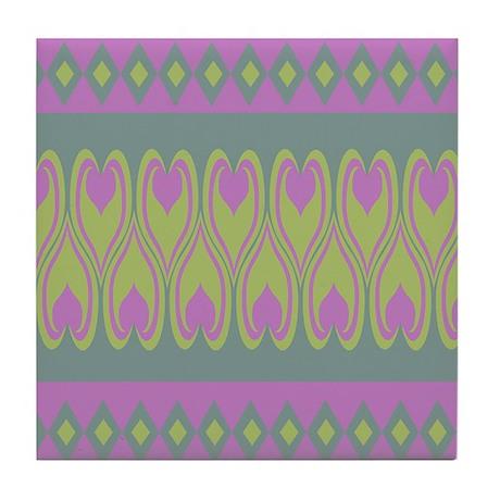 M Icon Tile Coaster
