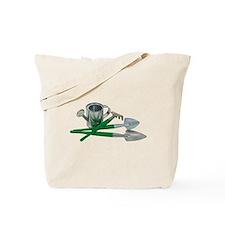 Gardening essentials Tote Bag
