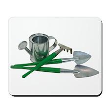 Gardening essentials Mousepad