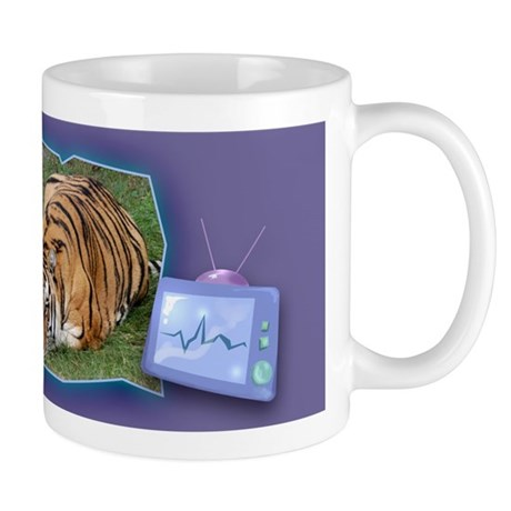 Tiger Friends Mug