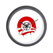 Defeat obama Wall Clock