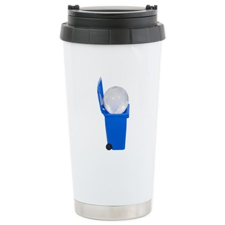 Global recycling Stainless Steel Travel Mug