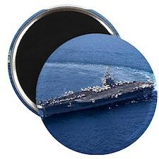 USS John Stennis Ship's Image Magnet