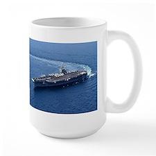 USS John Stennis Ship's Image Mug
