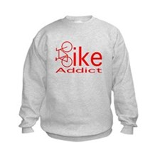 BIKE ADDICT, Sweatshirt