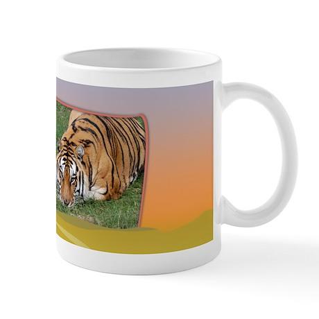 Tiger Friends Mug