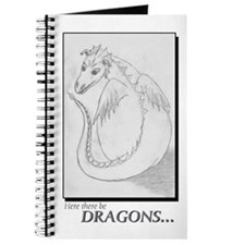 Here There Be Dragons Journal