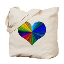 PAW PRINT/HEART Tote Bag