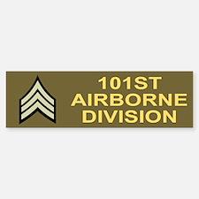101st Airborne Division Bumper Bumper Bumper Sticker