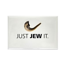 Just Jew It Rectangle Magnet