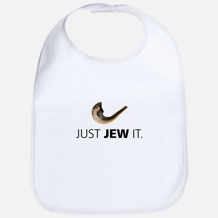 Just Jew It Bib