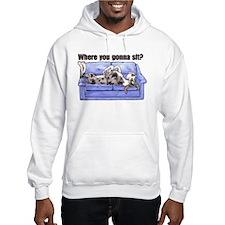 NMtlMrl Where RU Hoodie Sweatshirt