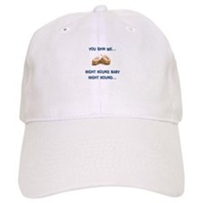 Spin me right round Baseball Cap