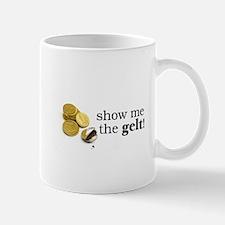 Show me the money..Gelt! Mug