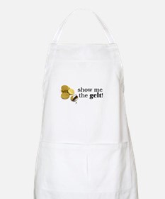 Show me the money..Gelt! Apron