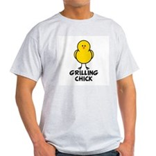 Grilling Chick T-Shirt