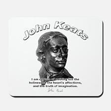 John Keats 02 Mousepad
