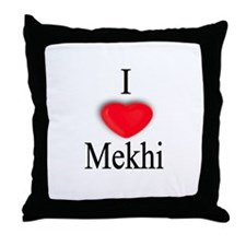Mekhi Throw Pillow
