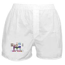 Veterinary Boxer Shorts