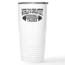 Personal Trainer Travel Mug