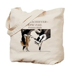 Overachiever Epic Fail Fennec Tote Bag