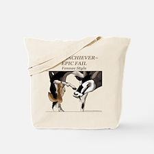Overachiever Epic Fail Fennec Tote Bag