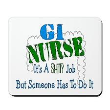 GI/Endoscopy Nurse Mousepad
