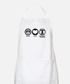 Peace Love Personal Training Apron