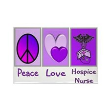 Nurse Gifts XX Rectangle Magnet (10 pack)