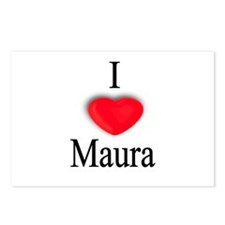 Maura Postcards (Package of 8)
